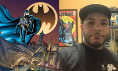 Behind The Crate: Creating the Batman Capsule Collection With Designer Steve Roman